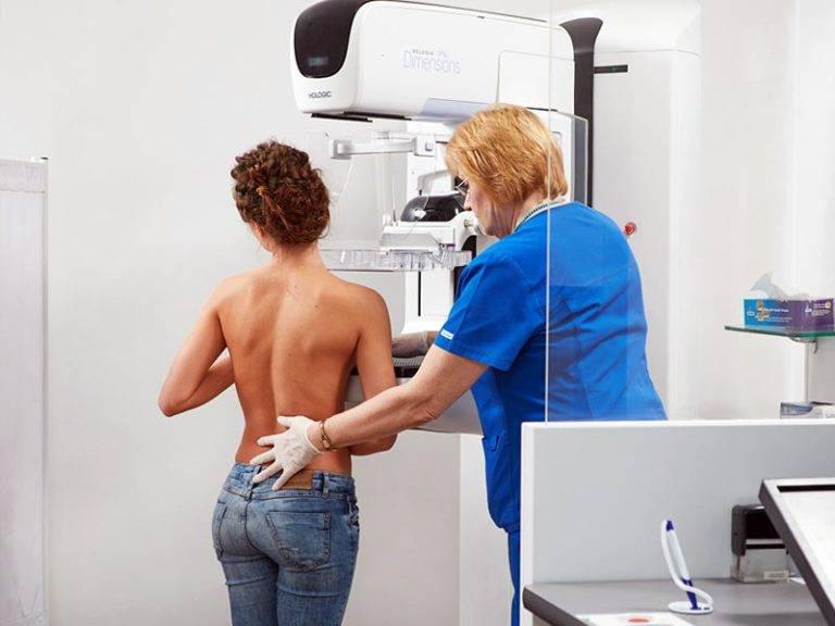 Маммография вредна для здоровья: исследование