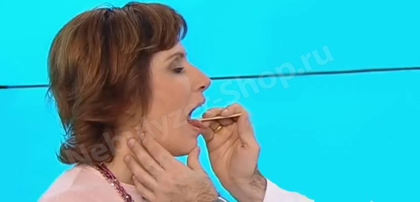 ингаляции при болезнях горла