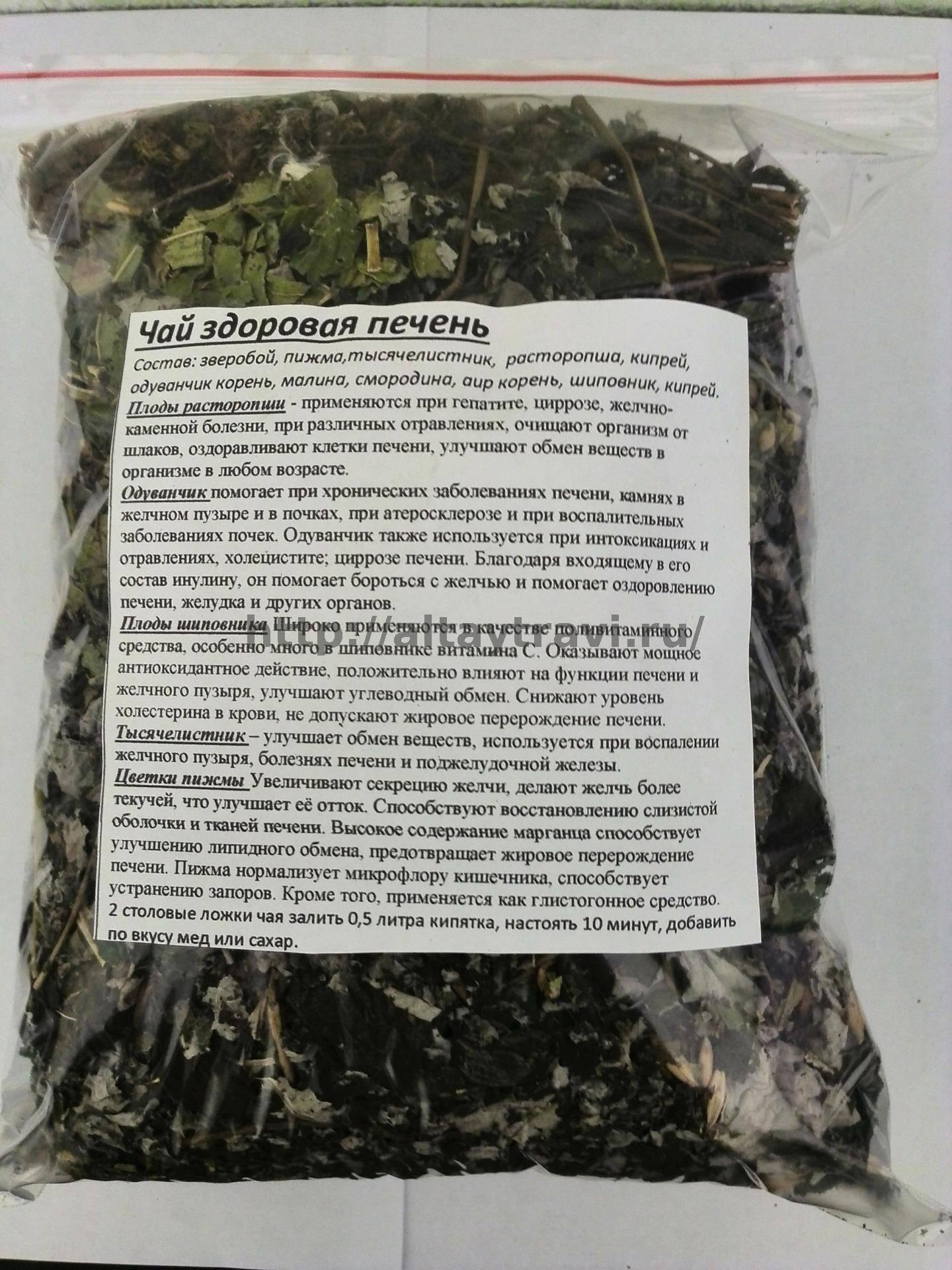 Полезные травы для лечения печени и самые эффективные рецепты