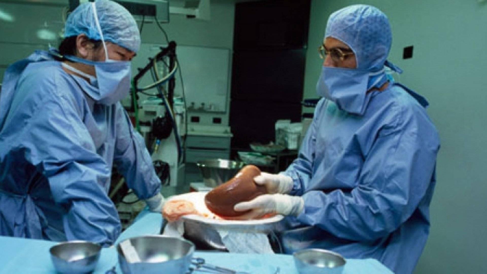 пересадка печени при раке