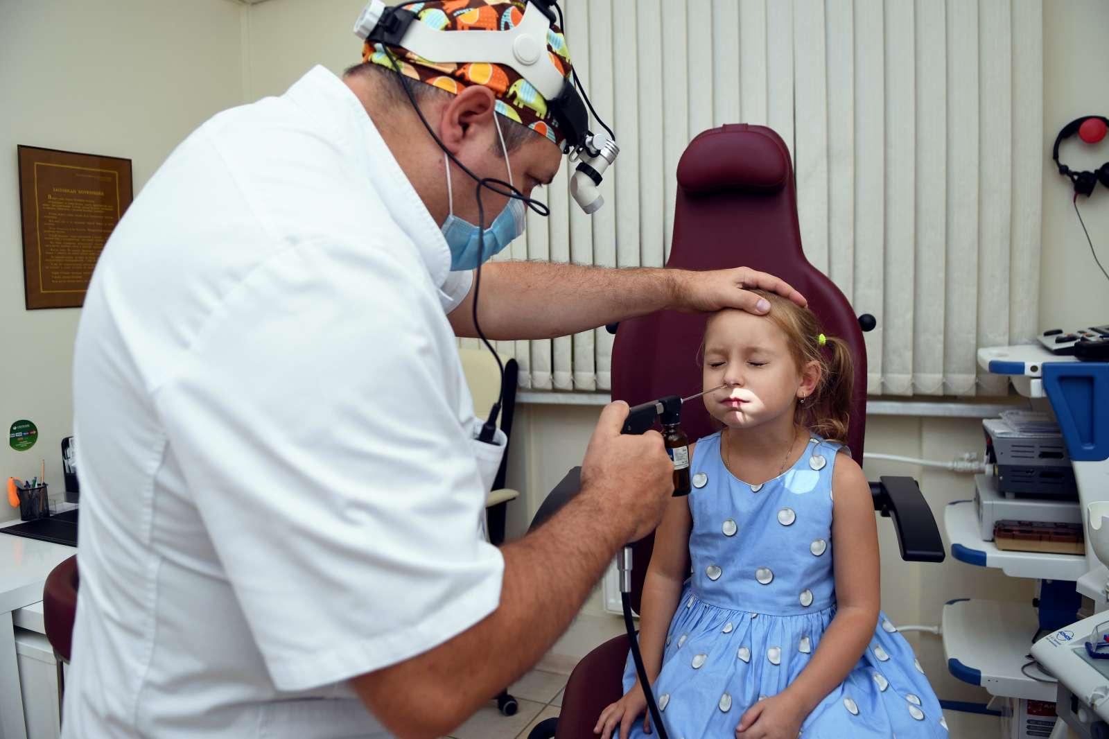 Лечение аденоидов у детей без операции: современные эффективные методы
