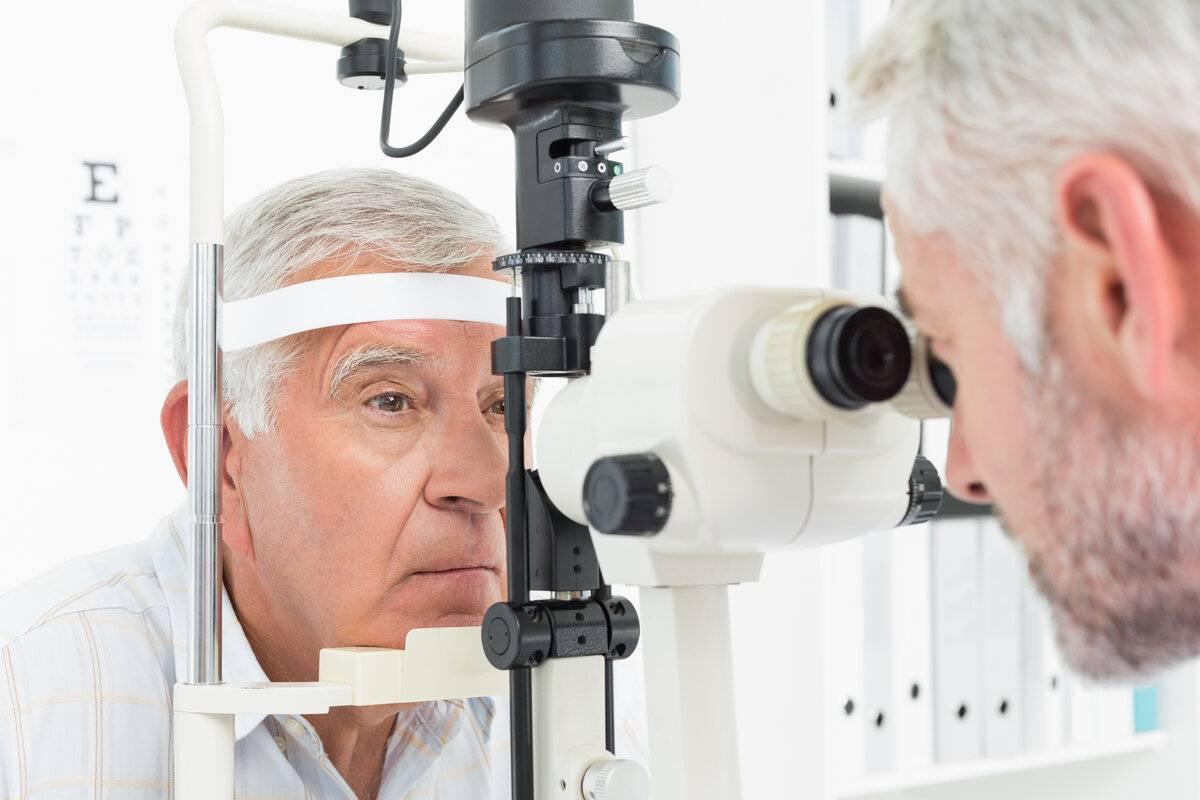 Пелена перед глазами: причины и лечение
