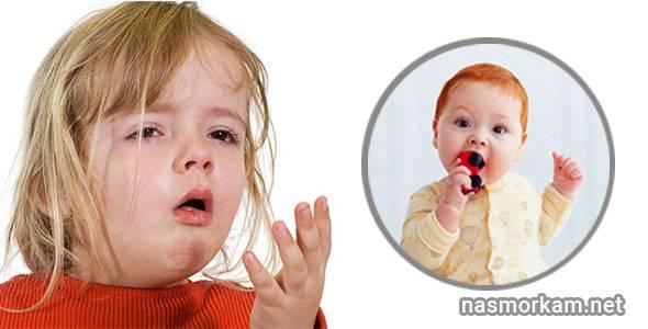 Внезапный кашель у взрослого до рвоты