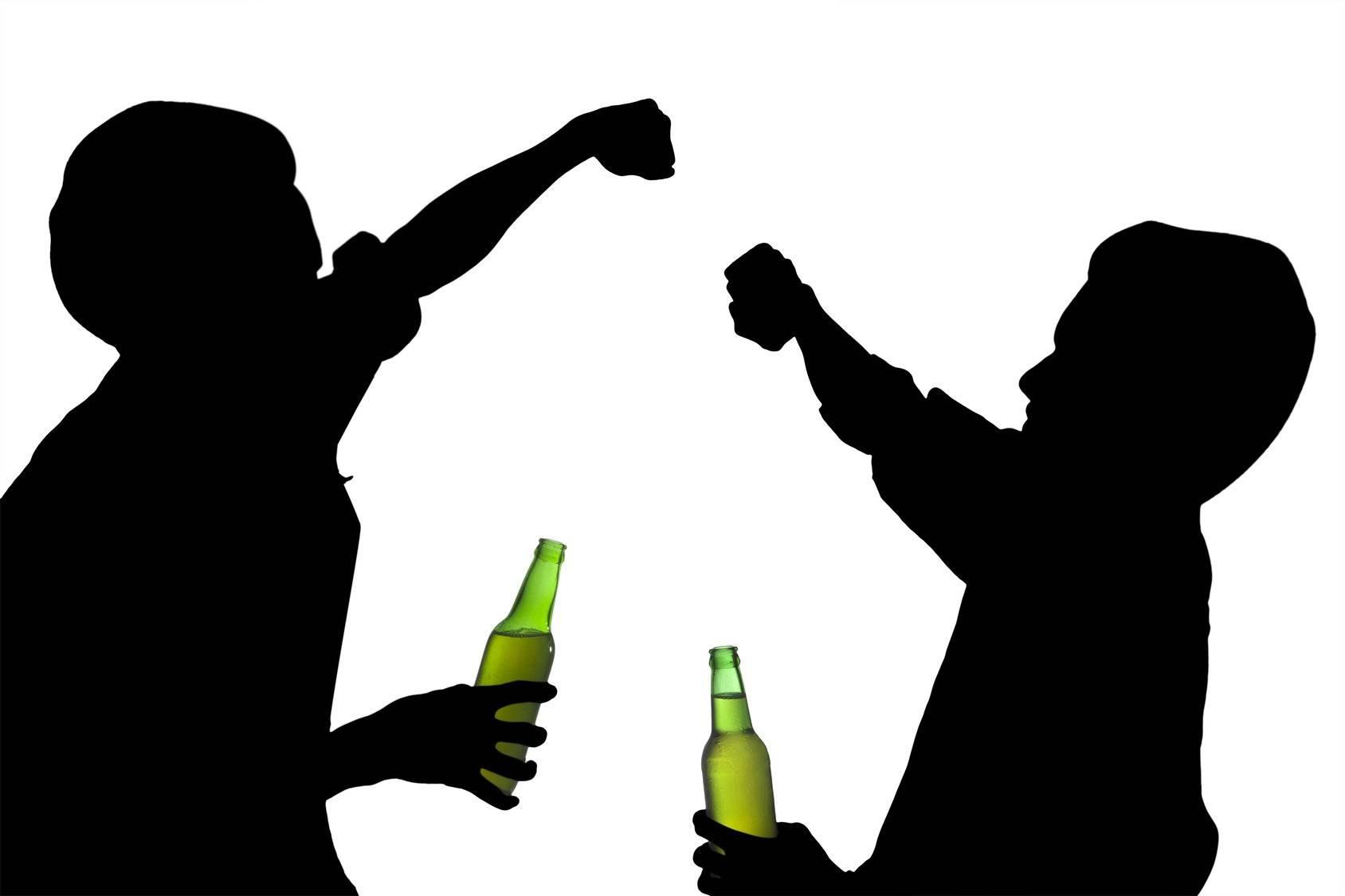 Проблема детского алкоголизма
