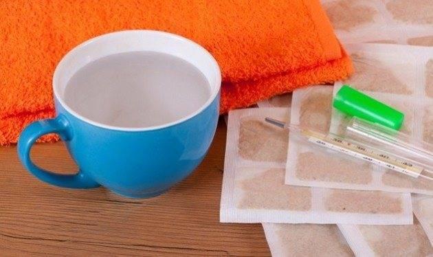 Эффективность применения горчичников при простуде у взрослых и детей: правила применения и противопоказания