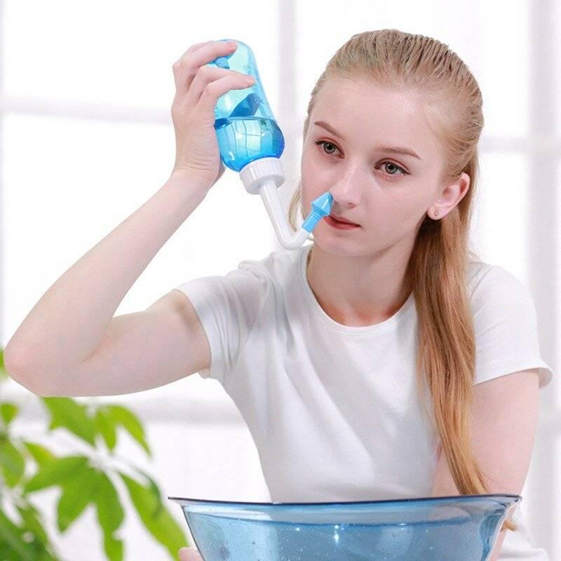 Помогает ли сода от насморка, 5 эффективных рецептов