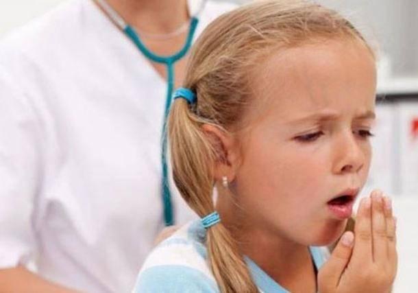 свистящий кашель у ребенка лечение