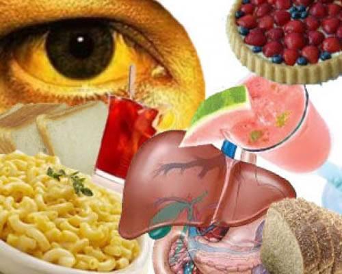 Питание и диета для больных гепатитом, меню на неделю
