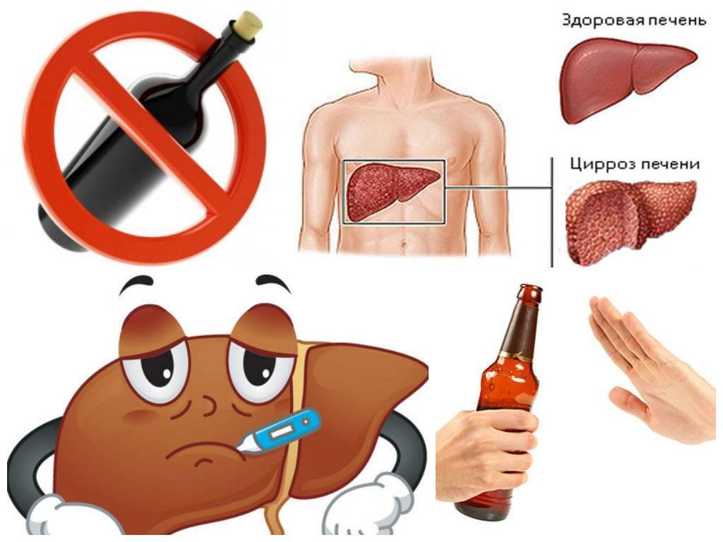 какие препараты принимать при алкогольном гепатите