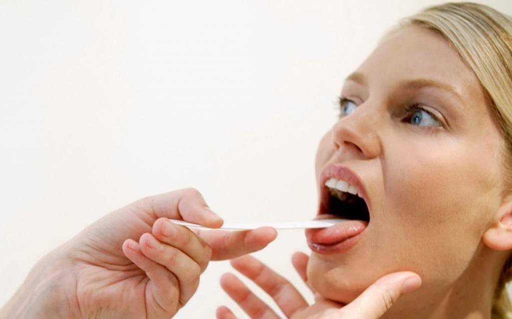 Гранаты когда болит горло