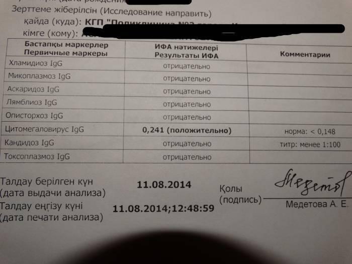 Анализ кала на описторхоз в москве - цены