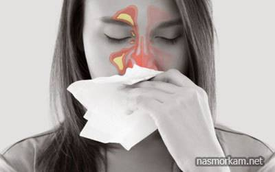 Почему болит нос