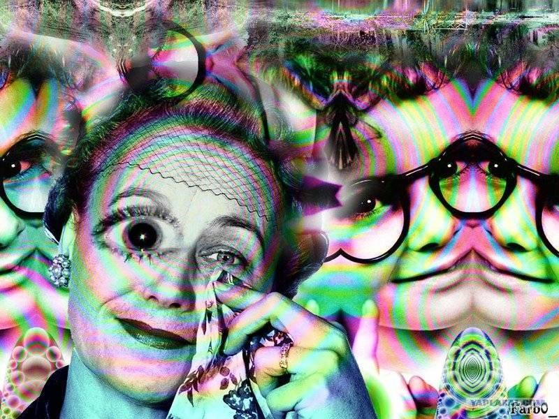 Гипнопомпические галлюцинации