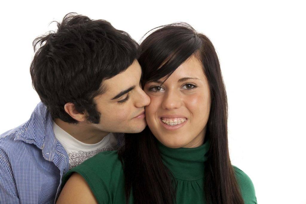 Можно ли целоваться с брекетами или все о самом сокровенном