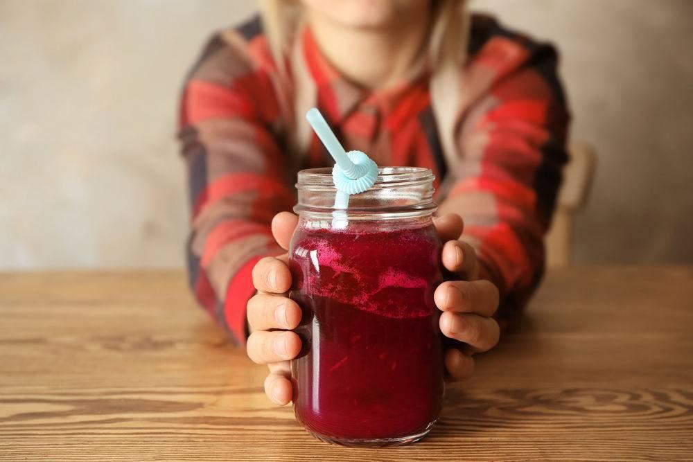 Свекольный сок при насморке