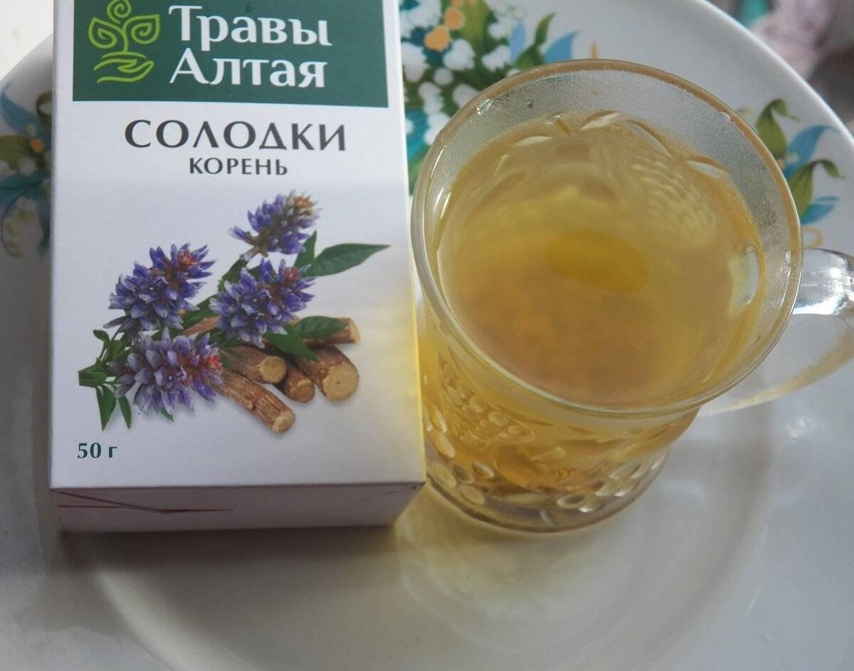 чай при простуде и кашле