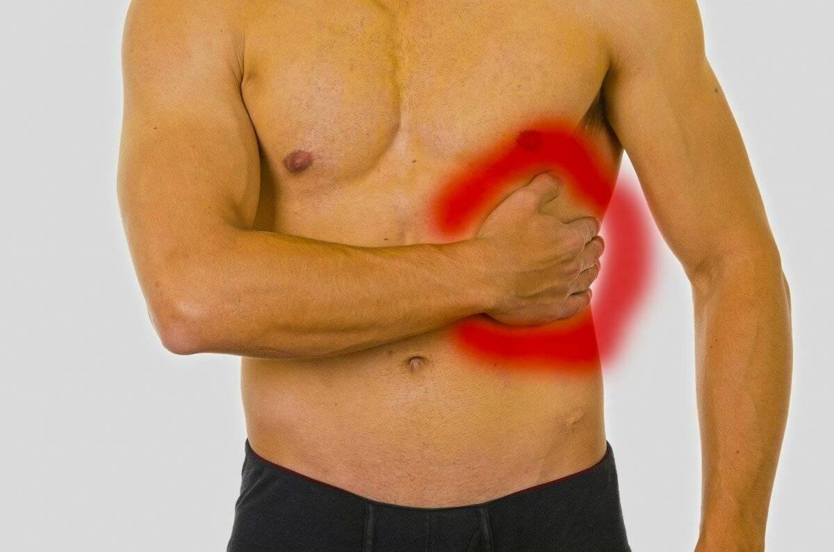 Почему у мужчин болит грудь