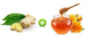 Рецепты народного лечения с имбирем при ангине и остром тонзиллите