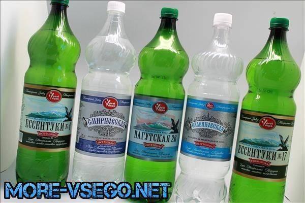 Минеральная вода для желчного пузыря и печени