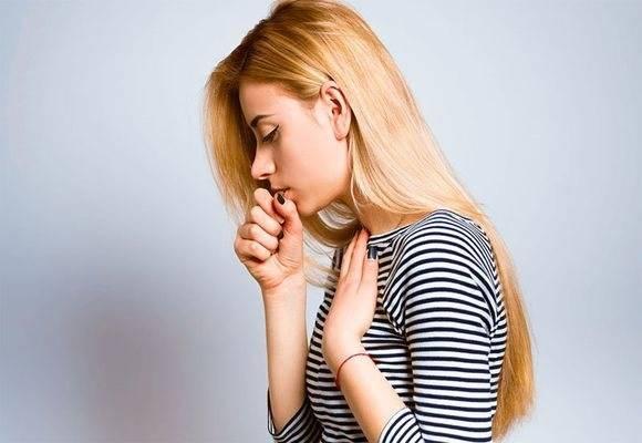 Кашель с болью в грудной клетке и горле без температуры и насморка