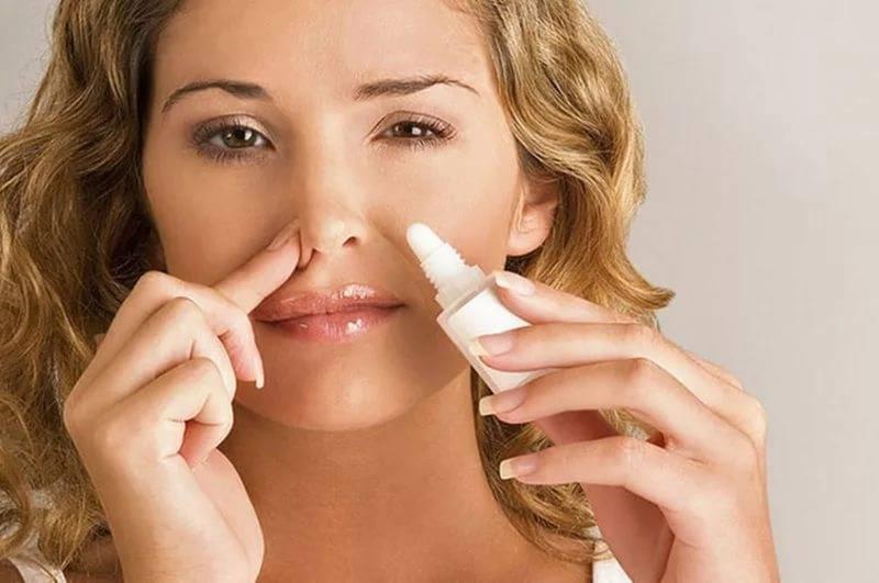 лечение хронического насморка у взрослых народными средствами