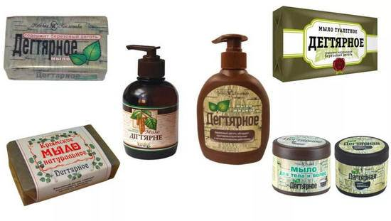 Помогает ли дегтярное мыло и шампунь от вшей и гнид?