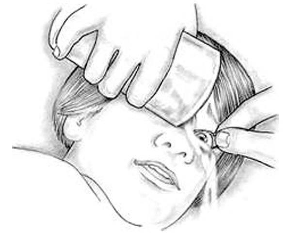 Чем можно промыть глаза взрослому и ребенку. как правильно промывать глаза в домашних условиях