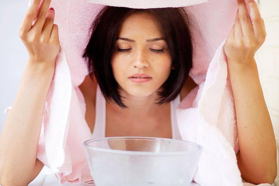 ингаляции при насморке во время беременности