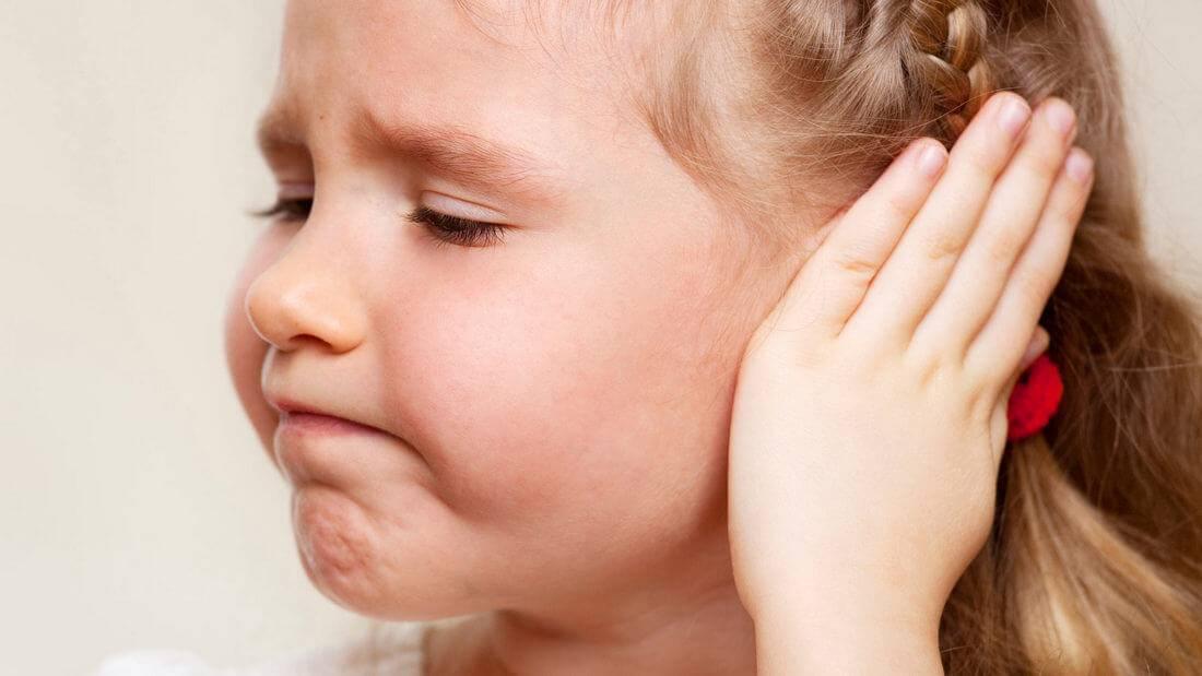 температура в ухе у ребенка норма