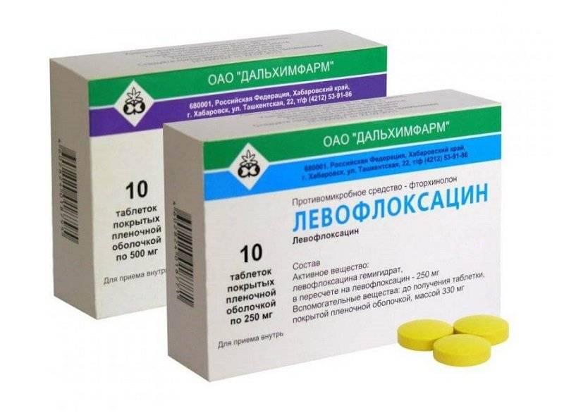антибиотик при синусите
