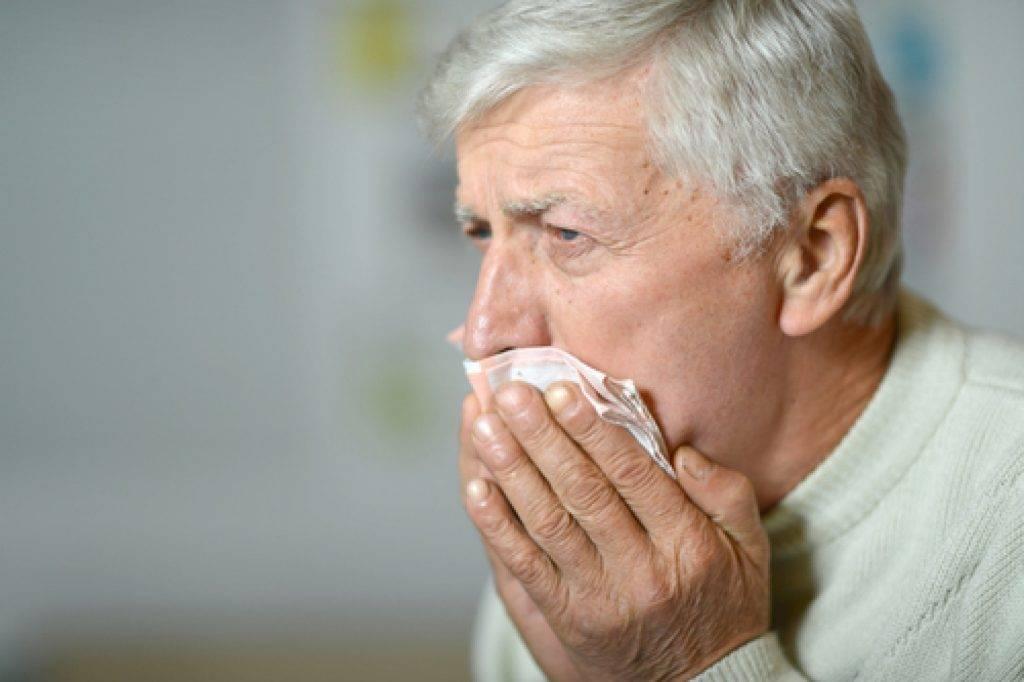 гнойный кашель