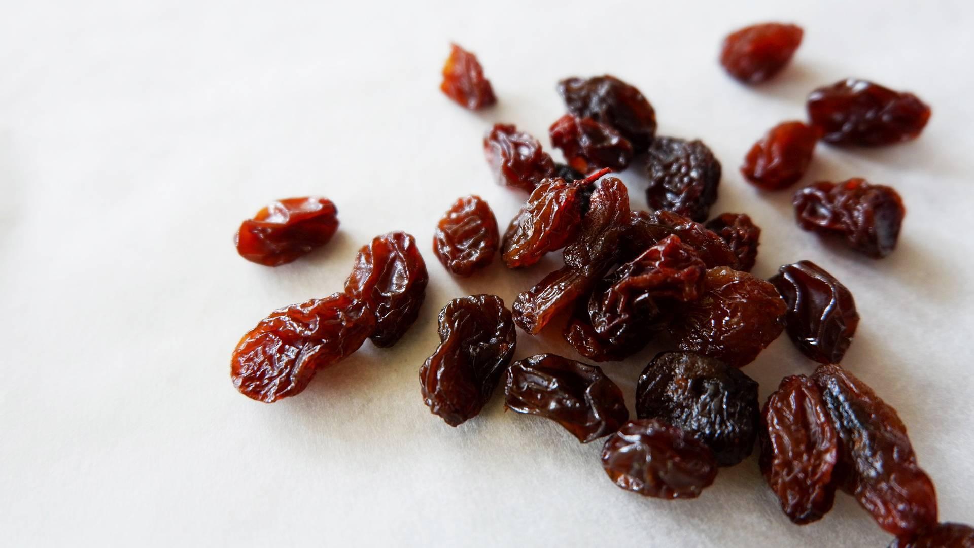 Чистка печени изюмом в домашних условиях рецепт
