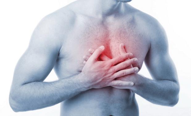 Почему может гореть грудь у девушек