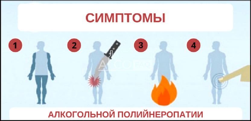 Полинейропатия: что это, причины и симптомы