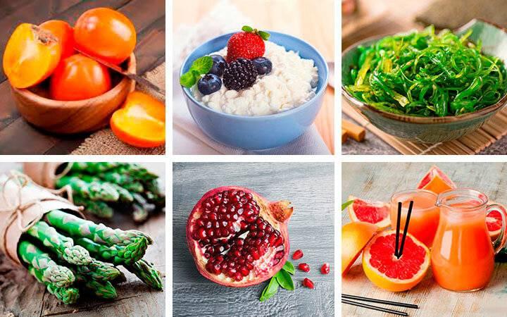 овощи снижающие холестерин