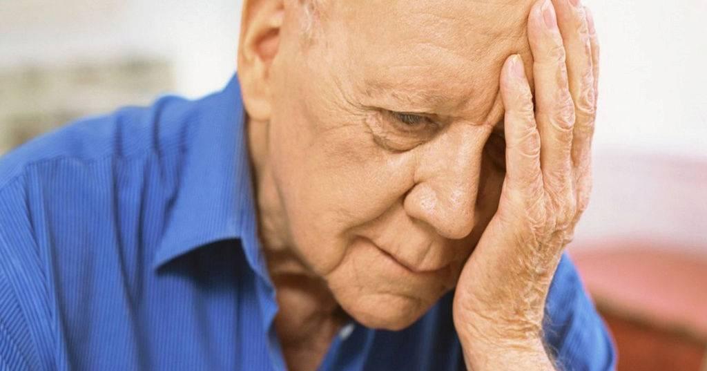 Сенильный психоз и старческая деменция: симптомы и лечение