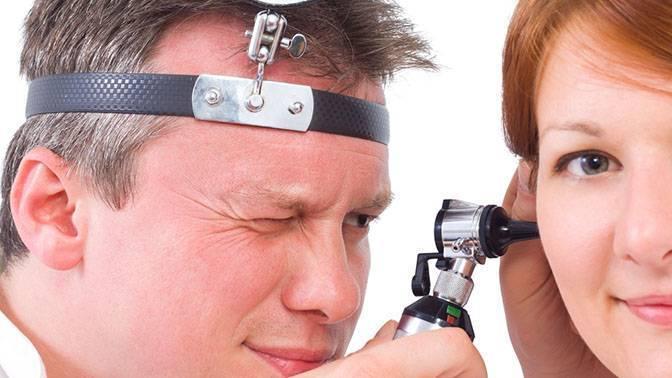 спец по болезням уха
