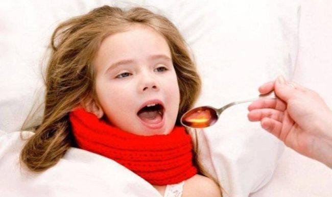 лающий кашель у грудничка