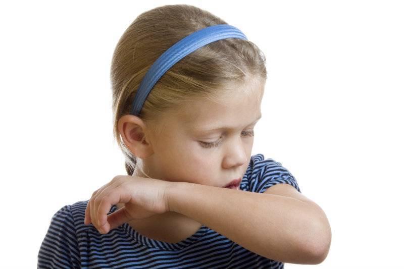 долго не проходит кашель у ребенка