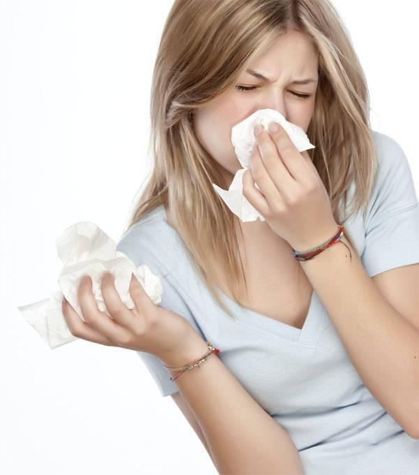 Как избавиться от чихания при простуде