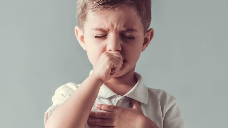 Нервный кашель у детей