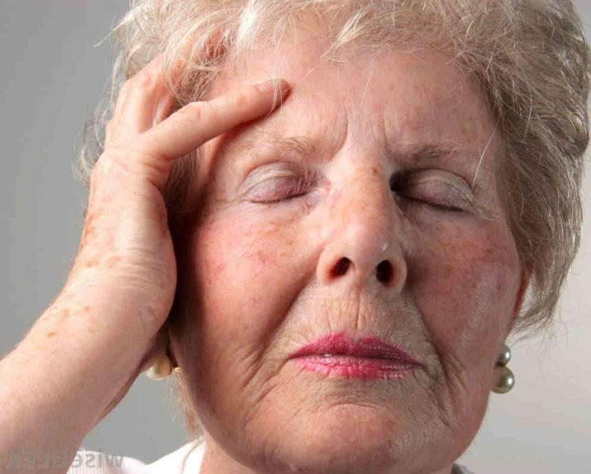 Развитие атеросклероза сосудов головного мозга у пожилых: симптомы и лечение