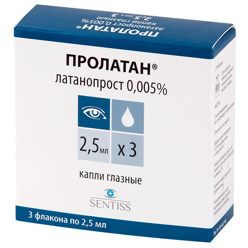 Трилактан – инструкция по применению глазных капель, цена, отзывы