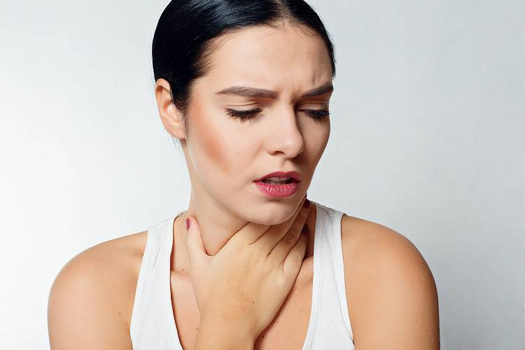 как лечить охрипшее горло