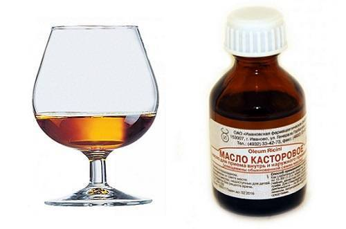 Касторовое масло от паразитов: коньяк касторка, очищение, чистка организма