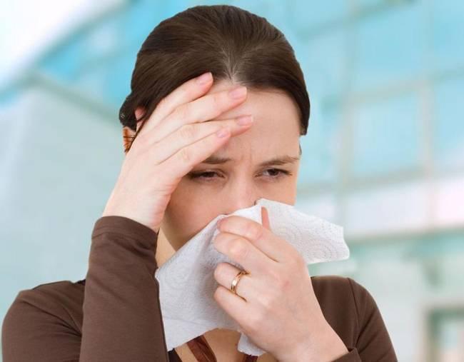 Сильно заложен нос не могу дышать при аллергии