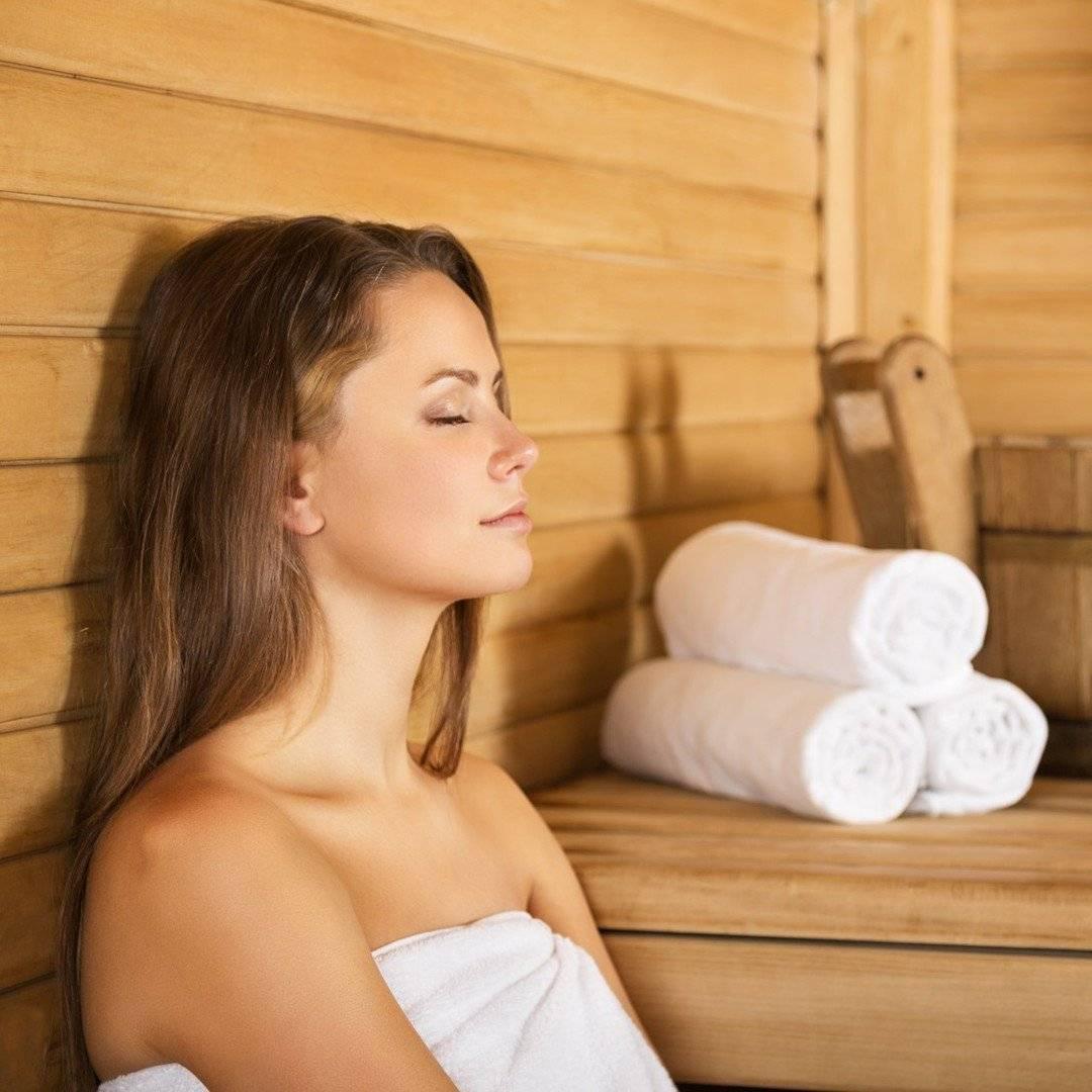 Посещение бани при мастопатии
