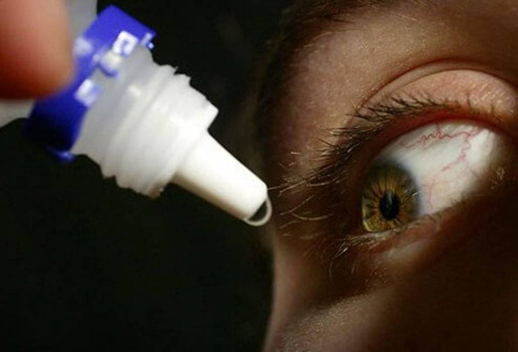 глазные капли при аллергическом конъюнктивите