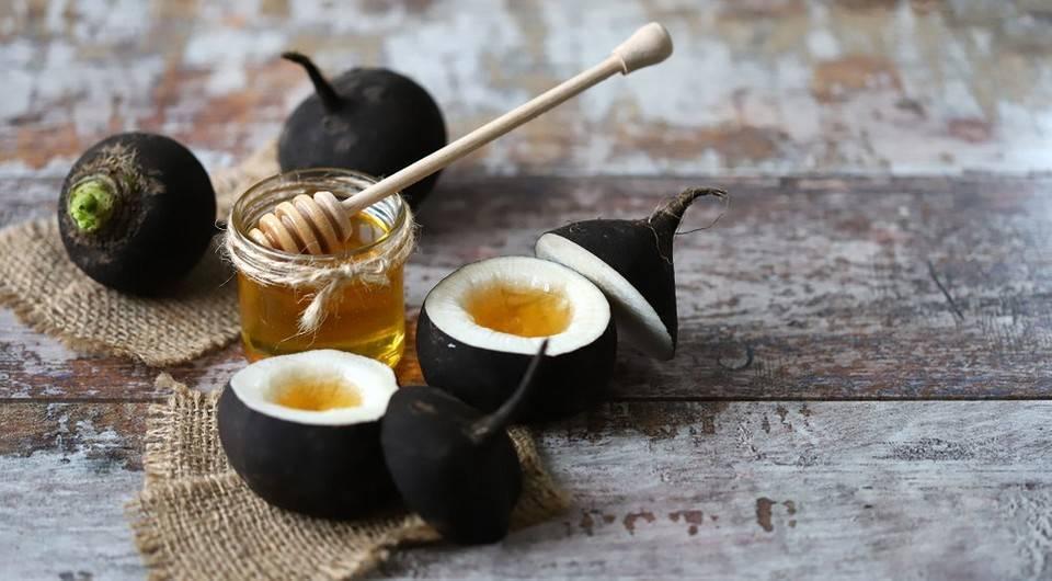Лучшее народное средство от кашля — редька с медом: рецепт приготовления для детей и особенности приема