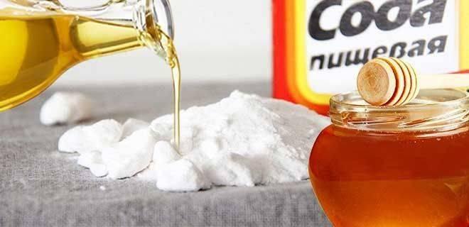 мед в нос от гайморита